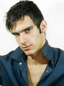 Free Male Model Royalty Free Stock Photos - 6291848