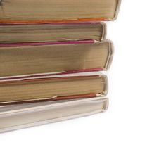 Free Isolated Books Stock Photography - 6291962