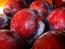 Free Plums For Sale Royalty Free Stock Photos - 6291978