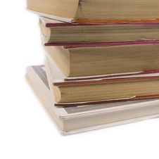 Free Isolated Books Royalty Free Stock Images - 6292009