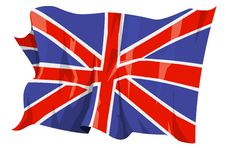 Free Flag Series: United Kingdom Stock Photo - 6292320