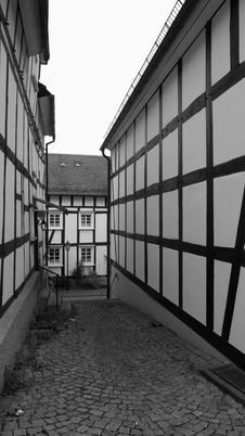 Old Town Germany Royalty Free Stock Photo