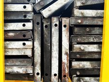 Free Construction Metal Material Royalty Free Stock Images - 6292439
