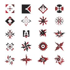 Free Vector Icons - Elements 24 Stock Images - 6292554