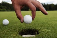 Free Golf Hole Stock Photos - 6292643