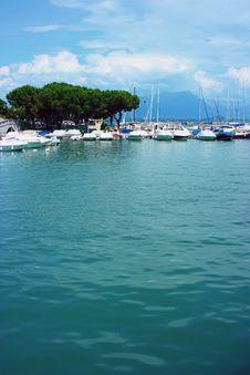 Free Desenzano Skyscape Stock Photo - 6292810