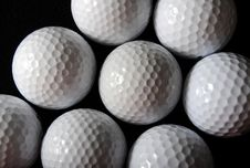 Free Golf Balls Royalty Free Stock Photos - 6292958