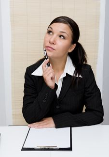 Free Businesswoman Stock Image - 6293371