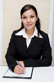 Free Businesswoman Royalty Free Stock Photos - 6293428