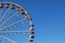 Free Ferris Wheel Royalty Free Stock Photography - 6293837