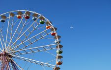 Free Ferris Wheel Royalty Free Stock Image - 6293856