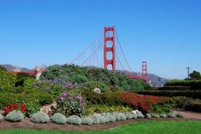 Free The Golden Gate Royalty Free Stock Photography - 6293957