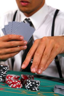 Free Playing Cards Stock Images - 6294034