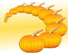 Free Pumpkins Royalty Free Stock Photography - 6294977