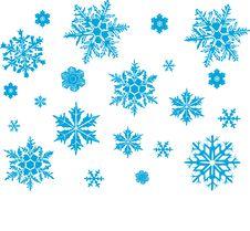 Free Snowflakes Stock Photos - 6295153