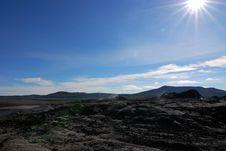 Free Volcanic Area Stock Photography - 6295572