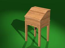 Free Shaker Desk V01 Stock Image - 6295611