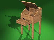 Free Shaker Desk V02 Stock Photo - 6295620
