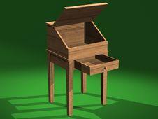 Free Shaker Desk V04 Stock Images - 6295694