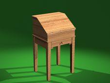 Free Shaker Desk V05 Royalty Free Stock Images - 6295719
