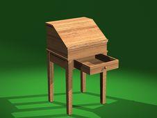 Free Shaker Desk V06 Stock Image - 6295721