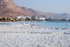 Free Dead Sea Salt Royalty Free Stock Images - 6296799