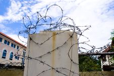 Free Security Barrier Stock Photo - 6297350