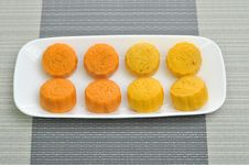 Mooncakes 6 Stock Images