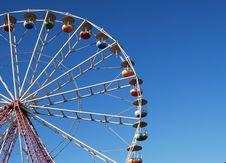 Free Ferris Wheel Royalty Free Stock Photography - 6298097