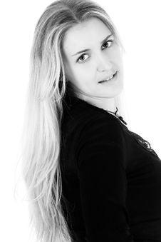 Free Blond Model Stock Photo - 6298130