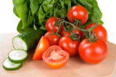 Free Fresh Vegetables Royalty Free Stock Photography - 6299377