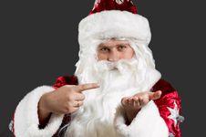 Free Santa Claus Royalty Free Stock Photography - 6299707