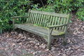 Free Bench In The Country Royalty Free Stock Image - 637466