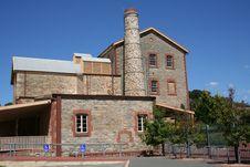 Free Stone Smelter House Stock Image - 630391