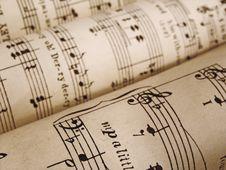 Free Music Stock Image - 631081