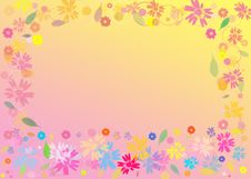Free Sunny Flowers Royalty Free Stock Photos - 631448