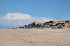 Free Dunescape2 Royalty Free Stock Images - 632729