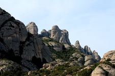 Free Montserrat Mountain Stock Images - 633014