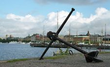 Free Old Anchor Stock Images - 633254