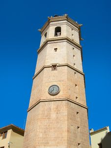 Free Ancient Bell Tower Stock Photo - 633320