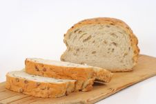 Free Sliced Bread Stock Image - 634211