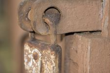 Free Latch 1 Stock Images - 635354