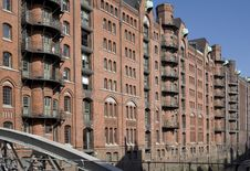 Free Speicherstadt Royalty Free Stock Photography - 635357