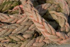Free Red Rope Stock Image - 635711
