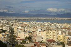 Free Cagliari Royalty Free Stock Photo - 635975