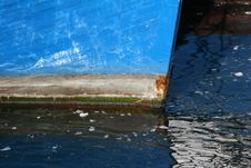 Free Hull Reflection Royalty Free Stock Photos - 636048
