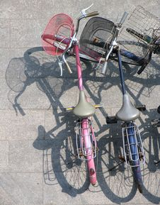 Free Bikes Royalty Free Stock Images - 637139