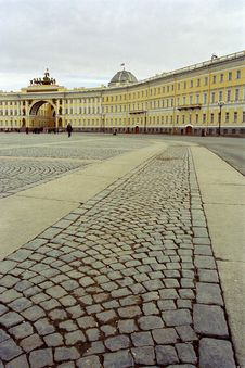 Free The Palace Square Stock Images - 637634