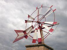 Free Windmill Engine Stock Photography - 638472