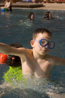 Free Fun In Water Stock Photo - 638500